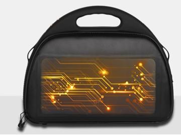 Imagen de C2C Solar Power Handbag